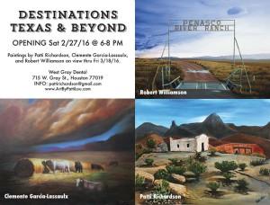 Dent'Art Destinations Texas & Beyond